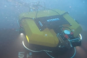 rov cleaning systems